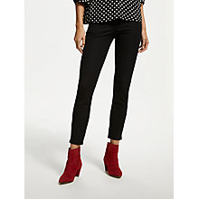 Buy Finery Ackland Skinny Trousers, Black Online at johnlewis.com