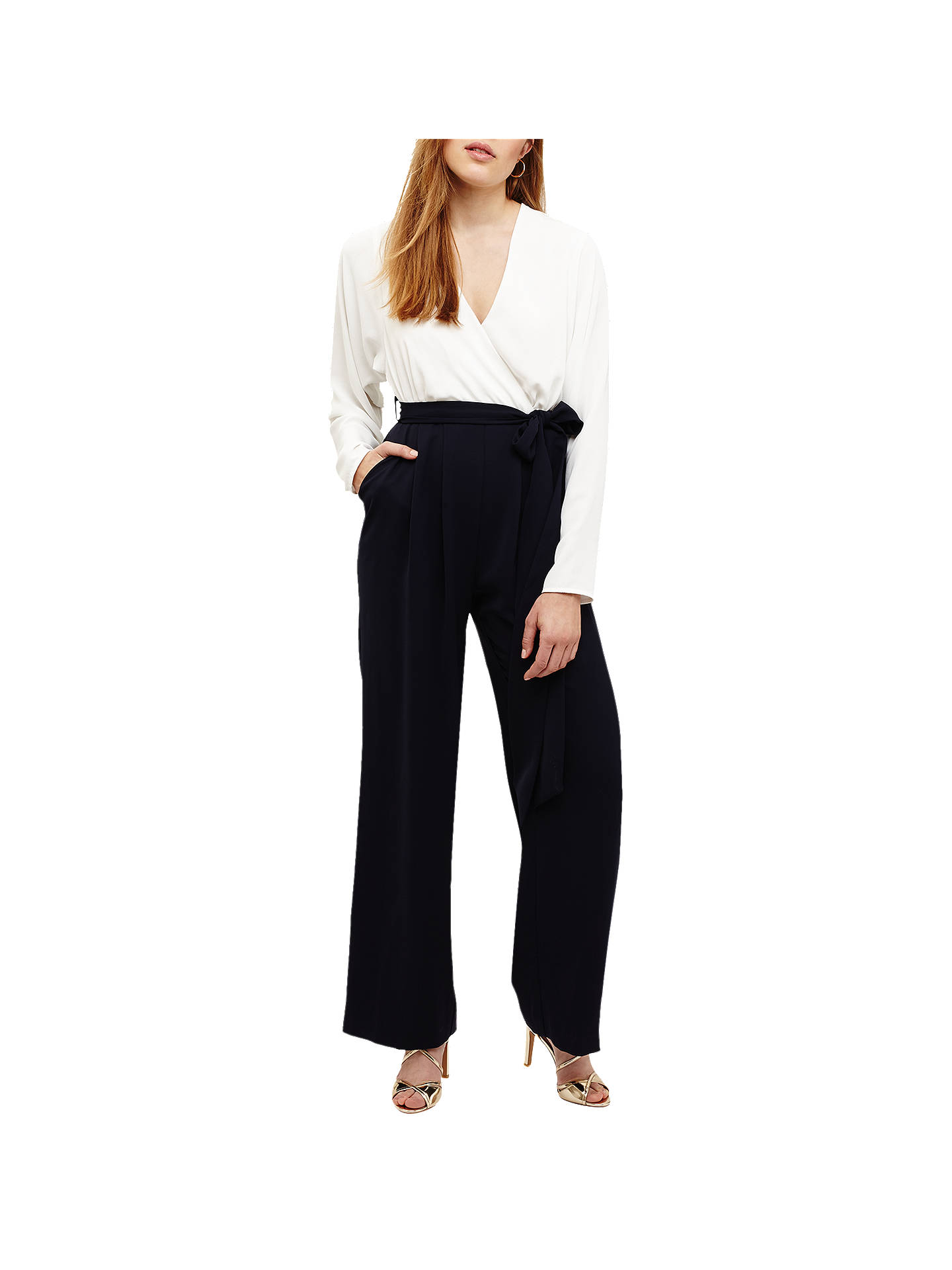 89705b6b1ad Buy Phase Eight Betina Long Sleeve Jumpsuit