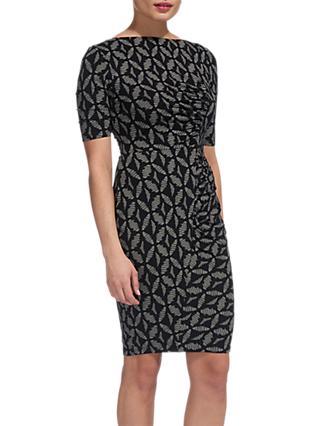 Whistles Maria Geo Print Bodycon Dress eaa63cb77