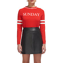 Buy Whistles Sunday Jumper, Multi Online at johnlewis.com