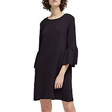 Buy French Connection Paros Sudan Marl Flared Sleeve Dress Online at johnlewis.com