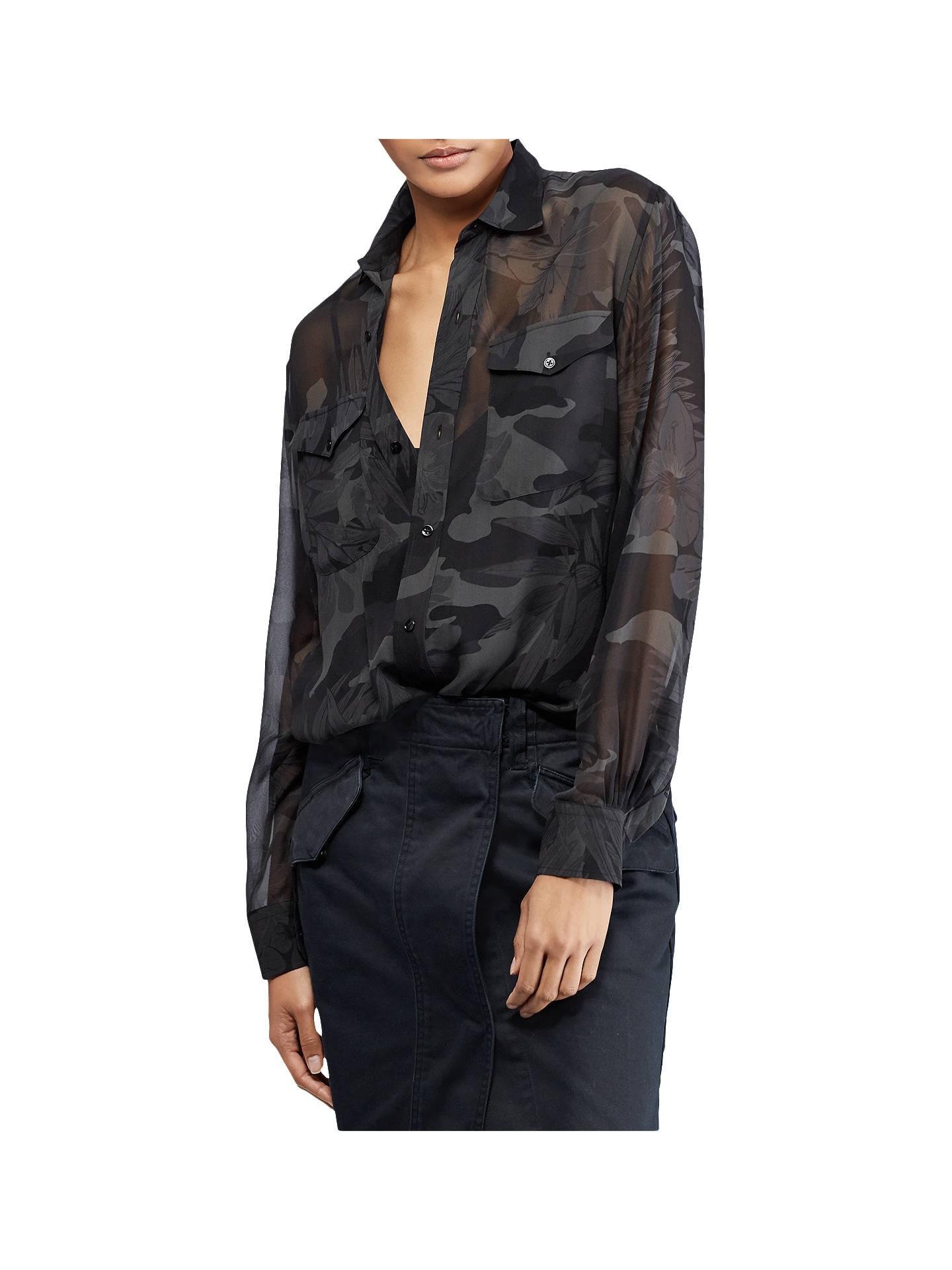 33d2b4a9c65b2 Buy Polo Ralph Lauren Camouflage Silk Shirt