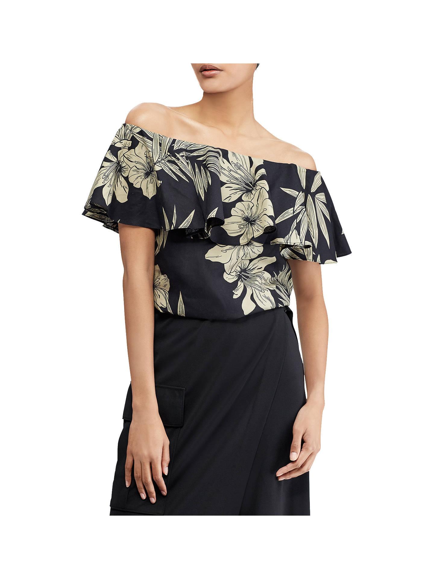 56245c155bb9a Buy Polo Ralph Lauren Floral Off-the-Shoulder Top