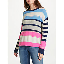 Buy 360 Sweater Thea Jumper, Multi Online at johnlewis.com