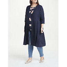Buy JUNAROSE Rianna Cardigan, Blue Online at johnlewis.com