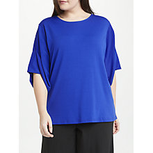 Buy JUNAROSE Joline Blouse Top, Blue Online at johnlewis.com