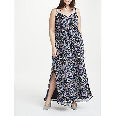 JUNAROSE Bonita Maxi Dress, Navy