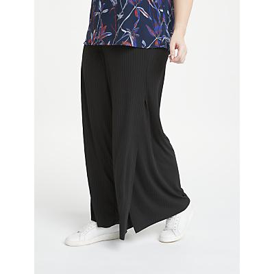 JUNAROSE Lipstick Trousers, Black