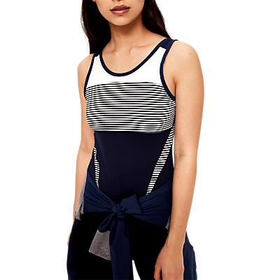 Lolë Eliza Yoga Tank Top, Mirtillo Blue