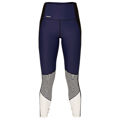 Lolë Tavia Yoga Ankle Leggings, Mirtillo Blue