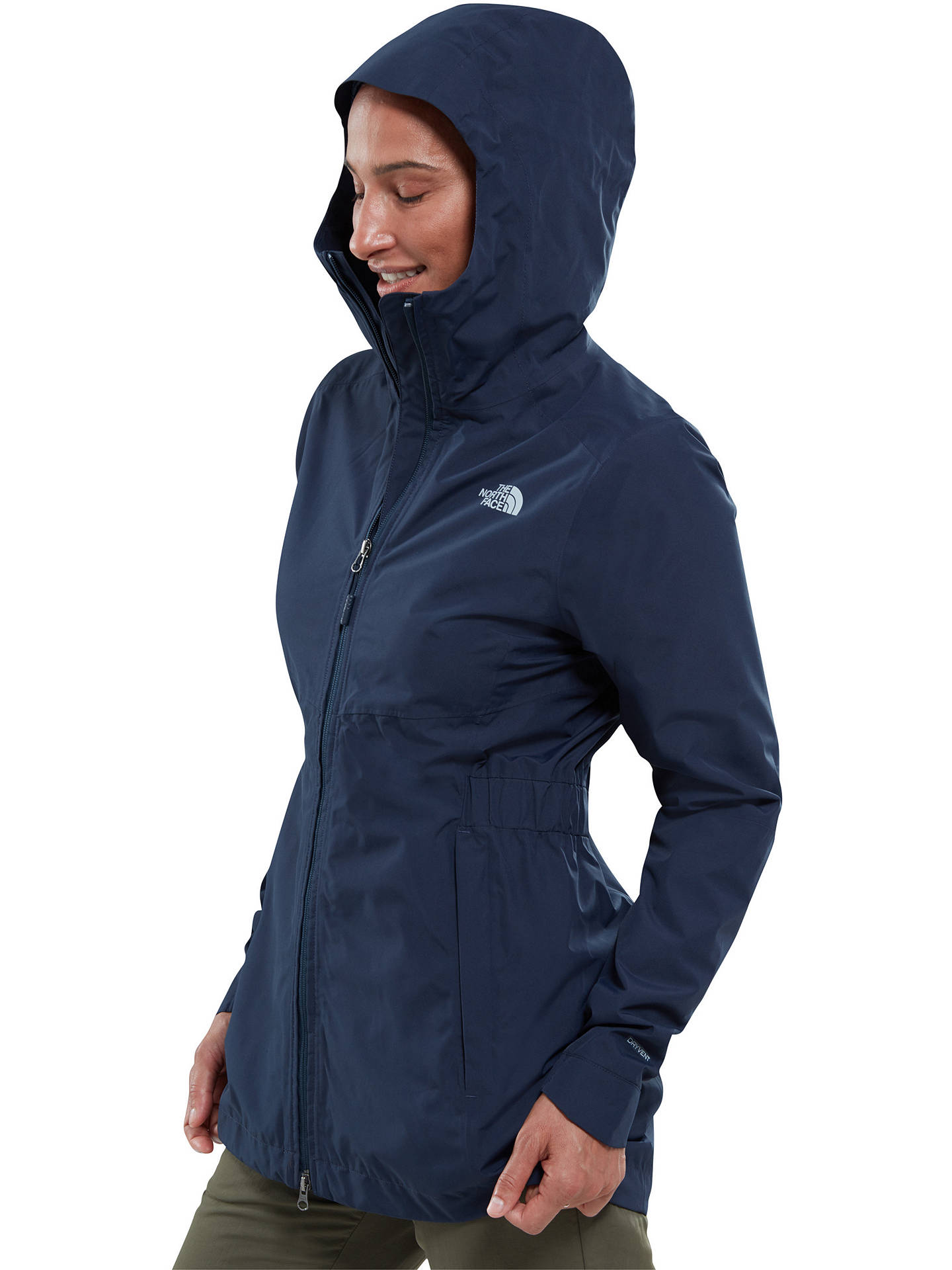 c59d18447 The North Face Hikesteller Women's Parka at John Lewis & Partners