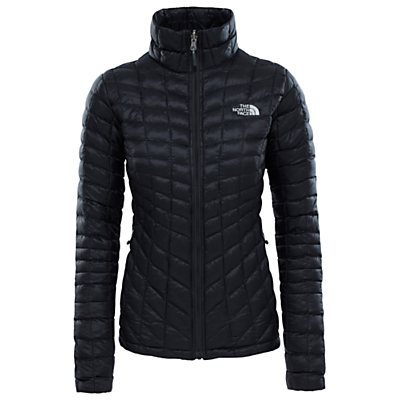 The North Face Thermoball Full-Zip Women's Insulated Jacket, Black