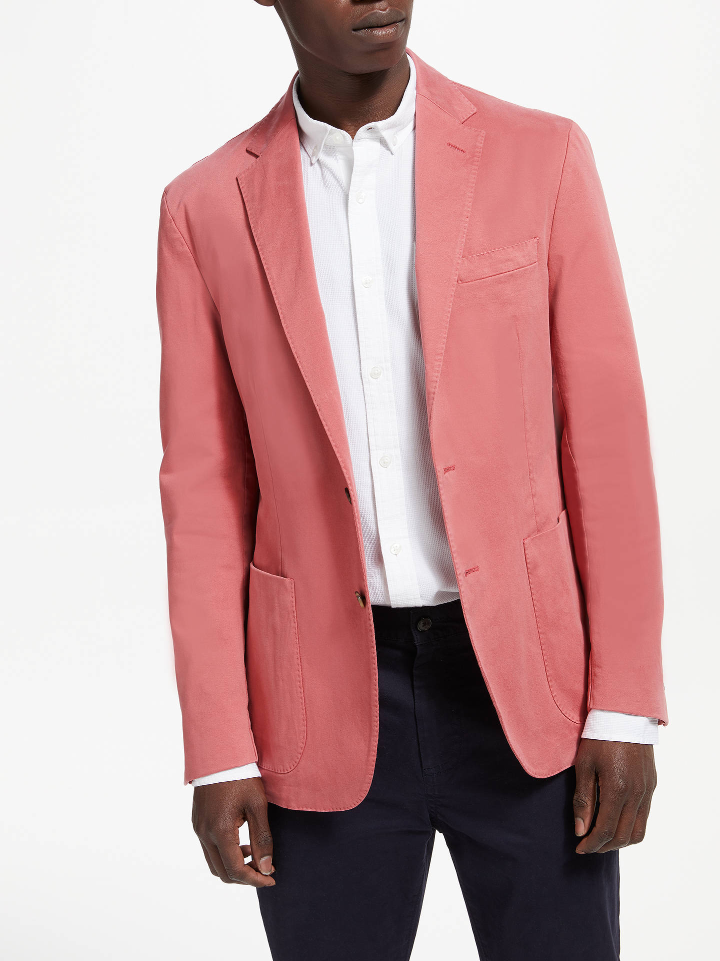 Buy Polo Ralph Lauren Sports Coat, Nantucket Red, 38R Online at johnlewis.com