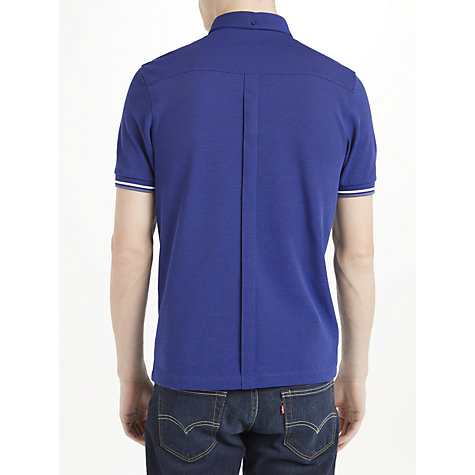 Buy Fred Perry Oxford Pique Short Sleeve Polo Shirt Online at johnlewis.com