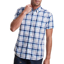 Buy Barbour Gerald Short Sleeve Check Shirt Online at johnlewis.com