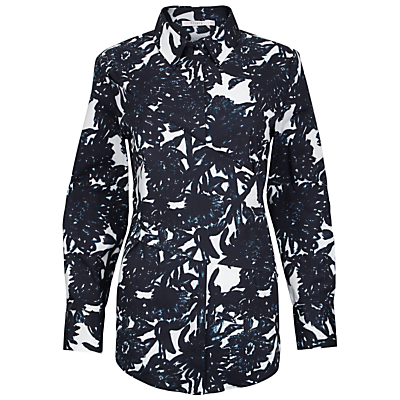 Finery Cotman Charcoal Floral Shirt, Multi