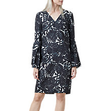 Buy Finery Gloster Charcoal Floral Dress, Multi Online at johnlewis.com