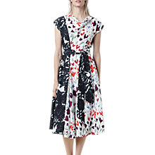 Buy Finery Fenmore Floral and Wild Flowers Print Dress, Multi Online at johnlewis.com