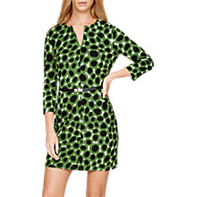 Buy Damsel in a dress Olive Spot Tunic Dress, Khaki/Ivory Online at johnlewis.com