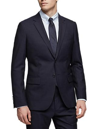 Reiss Bravo Wool Slim Fit Suit Jacket, Navy