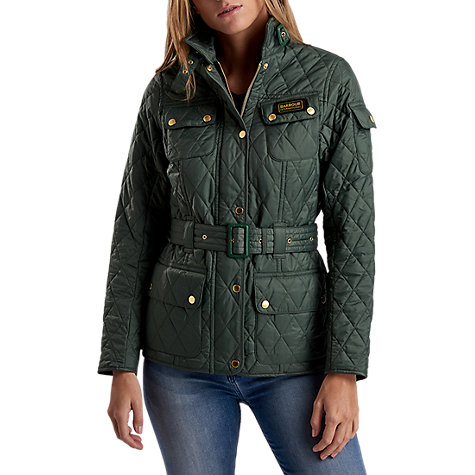 Buy Barbour International Lightweight Quilted Jacket | John Lewis : cheap barbour quilted jackets - Adamdwight.com