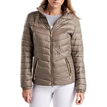 Buy Barbour International Triple Quilted Jacket Online at johnlewis.com