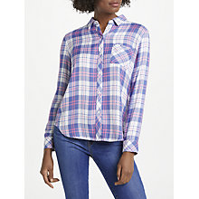 Buy Rails Hunter Shirt, Watermelon Coast White Online at johnlewis.com