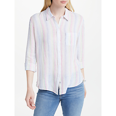 Rails Charli Shirt, Isla Stripes