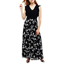 Buy Phase Eight Loretta Floral Maxi Dress, Navy Online at johnlewis.com