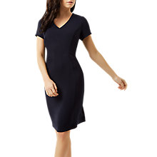 Buy Fenn Wright Manson Petite Harper Dress, Navy Online at johnlewis.com