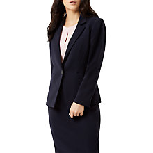 Buy Fenn Wright Manson Petite Harper Jacket, Navy Online at johnlewis.com