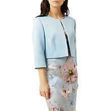 Buy Fenn Wright Manson Petite Nisha Jacket, Blue Online at johnlewis.com