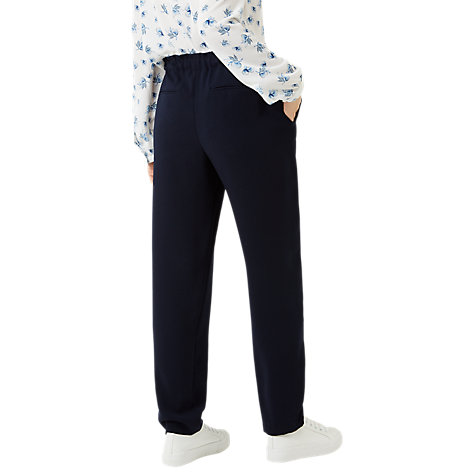Buy Fenn Wright Manson Paris Trousers, Navy Online at johnlewis.com