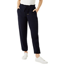 Buy Fenn Wright Manson Petite Paris Trousers, Navy Online at johnlewis.com