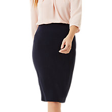 Buy Fenn Wright Manson Harper Skirt, Navy Online at johnlewis.com