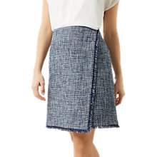 Buy Fenn Wright Manson Petite Natalie Skirt, Navy Online at johnlewis.com