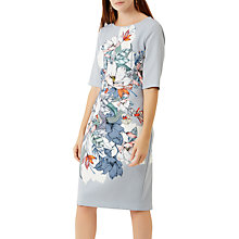 Buy Fenn Wright Hibiscus Print Dress, Multi Online at johnlewis.com