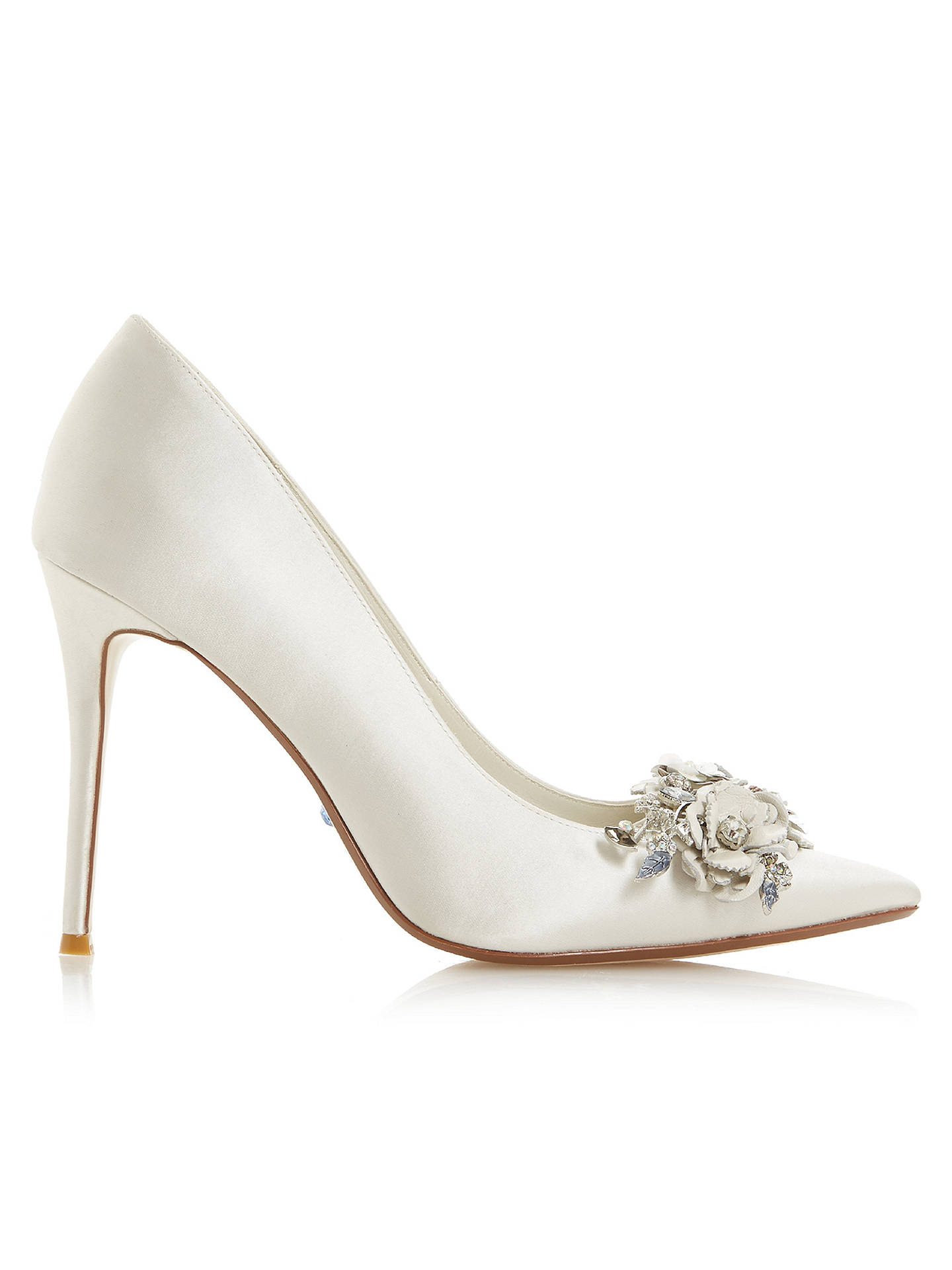 7356aa60e3f4 Buy Dune Bridal Collection Brydee Flower Garden Court Shoes