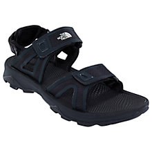 Buy The North Face Hedgehog 2 Men's Walking Sandals, Black/White Online at johnlewis.com