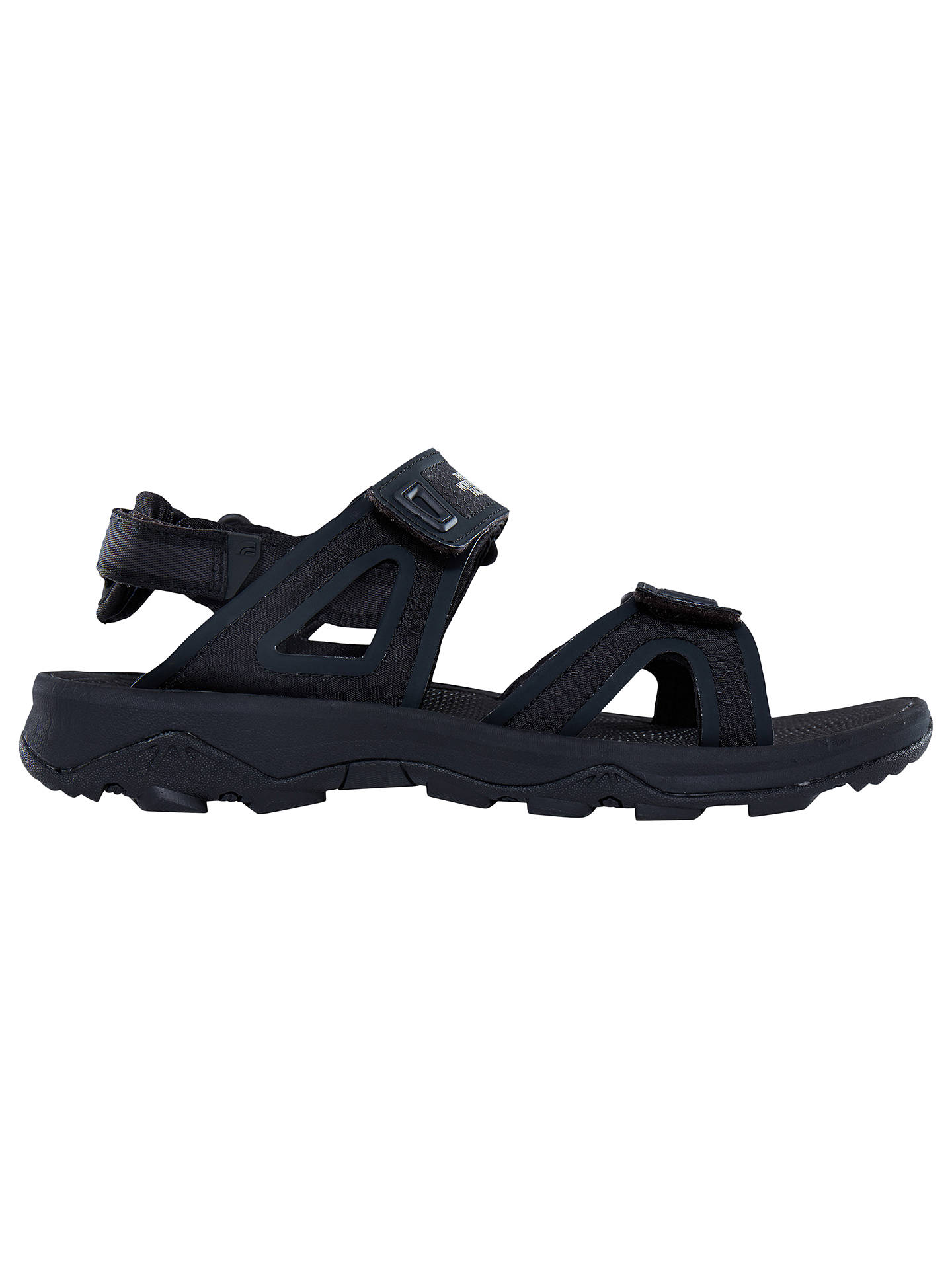 46c3fe0d5 The North Face Hedgehog 2 Men's Walking Sandals, Black/White at John ...