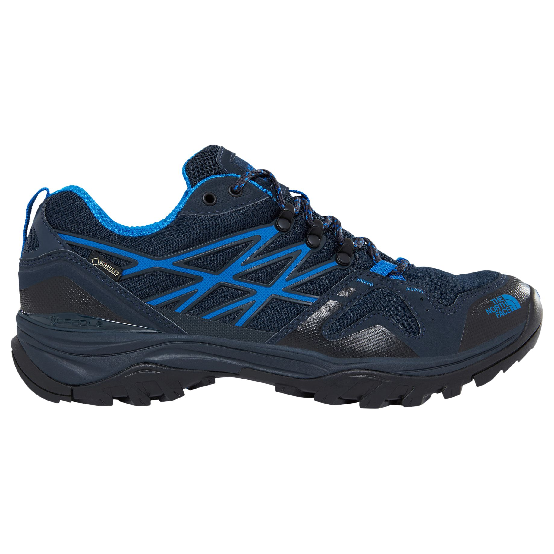 b9127189b The North Face Fastpack GORE-TEX Men's Hiking Shoes, Navy at John ...