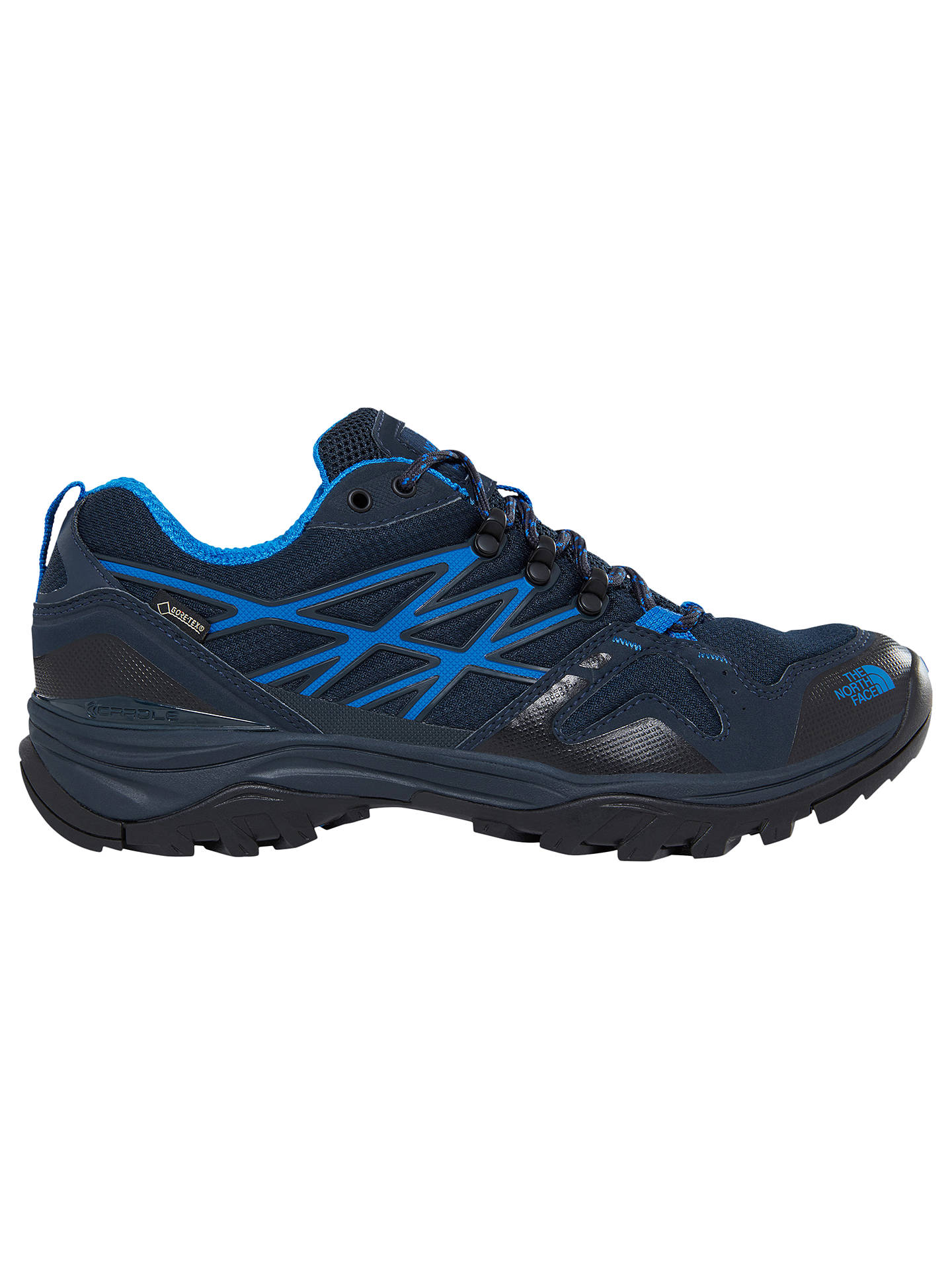 166bf014e95 The North Face Fastpack GORE-TEX Men's Hiking Shoes, Navy at John ...
