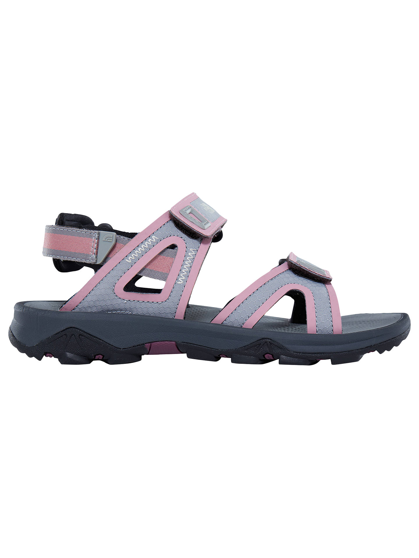 01c952318 The North Face Hedgehog II Women's Sandals, Griffin Grey at John ...