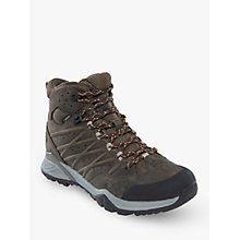 Buy The North Face Hedgehog Hike 2 Mid GORE-TEX Men's Hiking Boots, Green Online at johnlewis.com