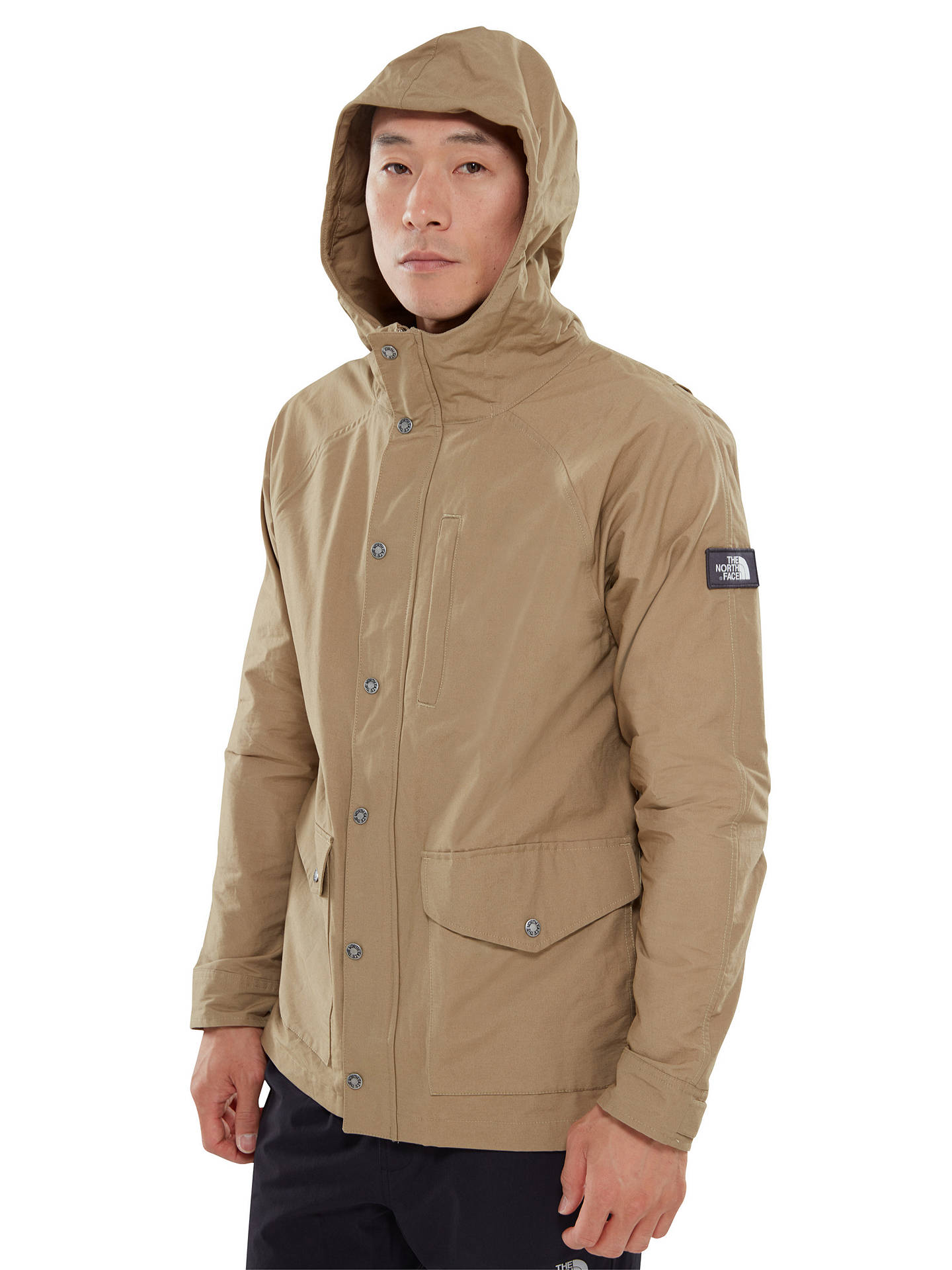 BuyThe North Face Wax Canvas Utility Men s Jacket cf2c27010