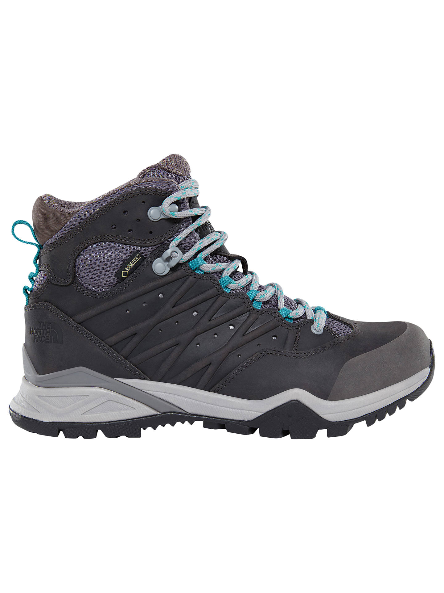 BuyThe North Face Hedgehog Hike 2 Mid GORE-TEX Women's Hiking Boots, Silver/Grey, 4 Online at johnlewis.com