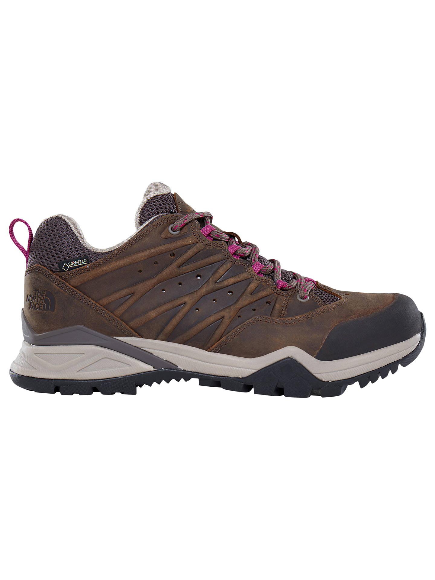 51b3f6fb0 The North Face Hedgehog Hike 2 GORE-TEX Women's Hiking Boots, Brown