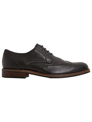 Bertie Packman Leather Brogues