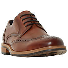 Buy Bertie Packman Chunky Derby Brogues Online at johnlewis.com