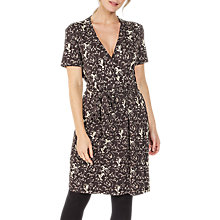 Buy Fat Face Georgia Birds Wrap Dress Online at johnlewis.com